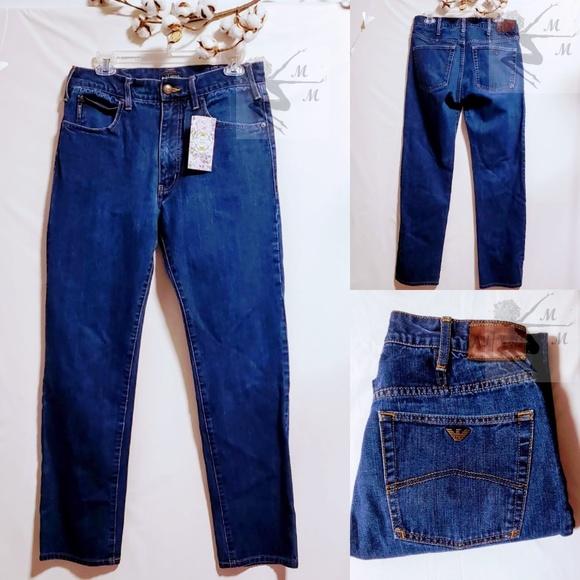 Armani Jeans Other - Emporio Armani Jeans Dark Wash Men's size 32🦅